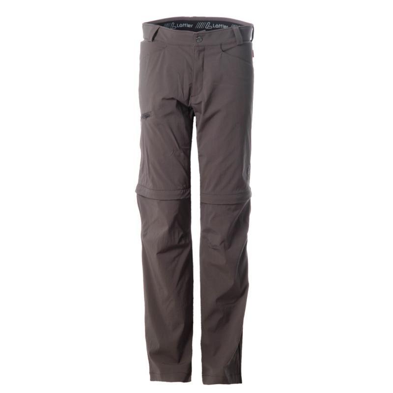 Löffler Nosi Convertible Cargo Pants Mens Brown/Mokka