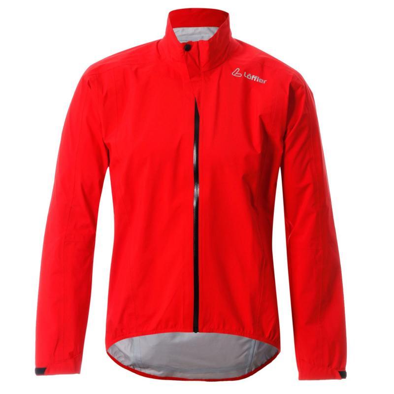Löffler GTX Jacket Mens Red/rot