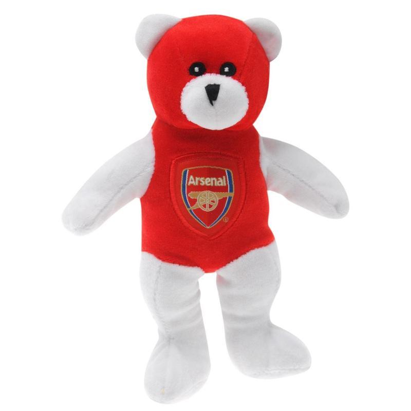 Team Football Beanie Bear Arsenal