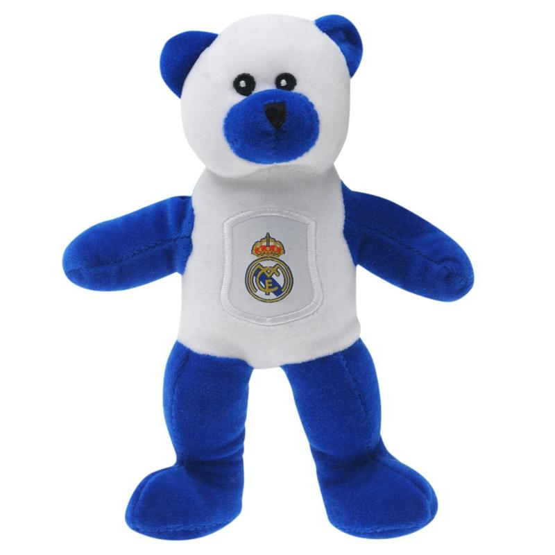 Team Football Beanie Bear Real Madrid