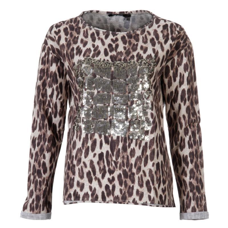 Košile Marc Aurel Shirt Ladies 95501 light bei