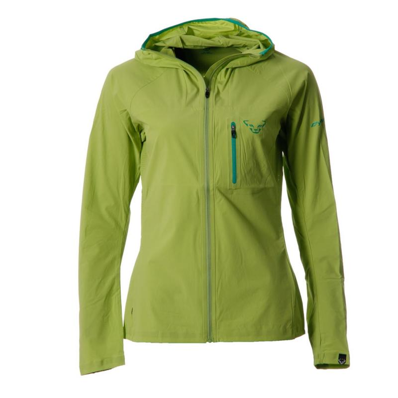 Dynafit Jacket Trail Ld53 Green/Cactus