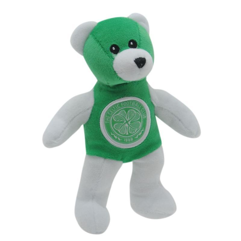 Team Football Beanie Bear Celtic