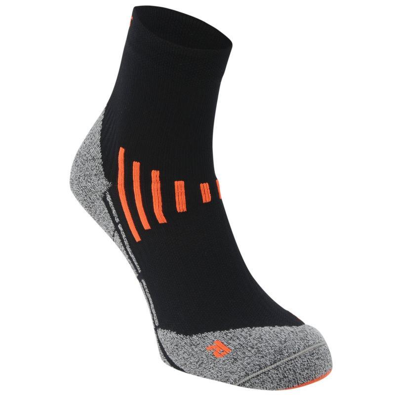 Karrimor Marathon Running Socks Mens Black