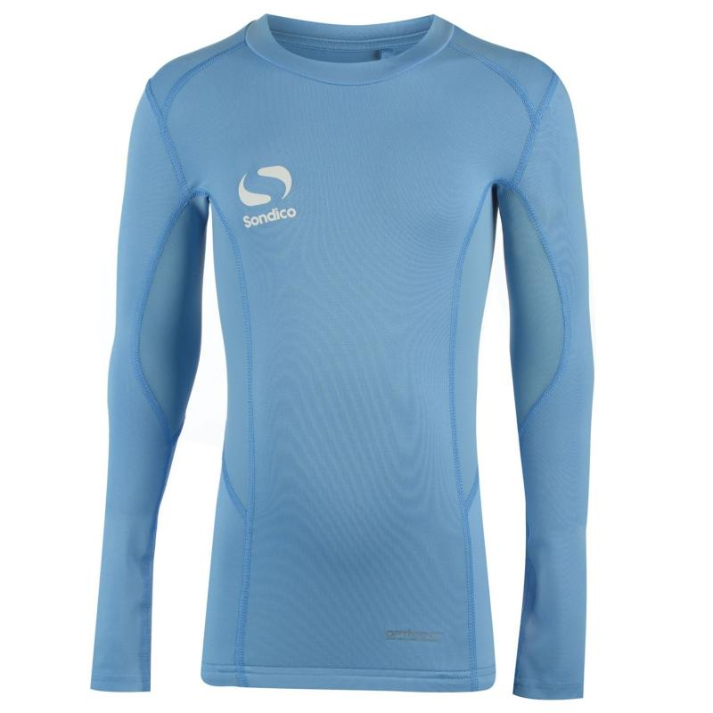 Sondico Long Sleeved Core Base Layer Junior Red