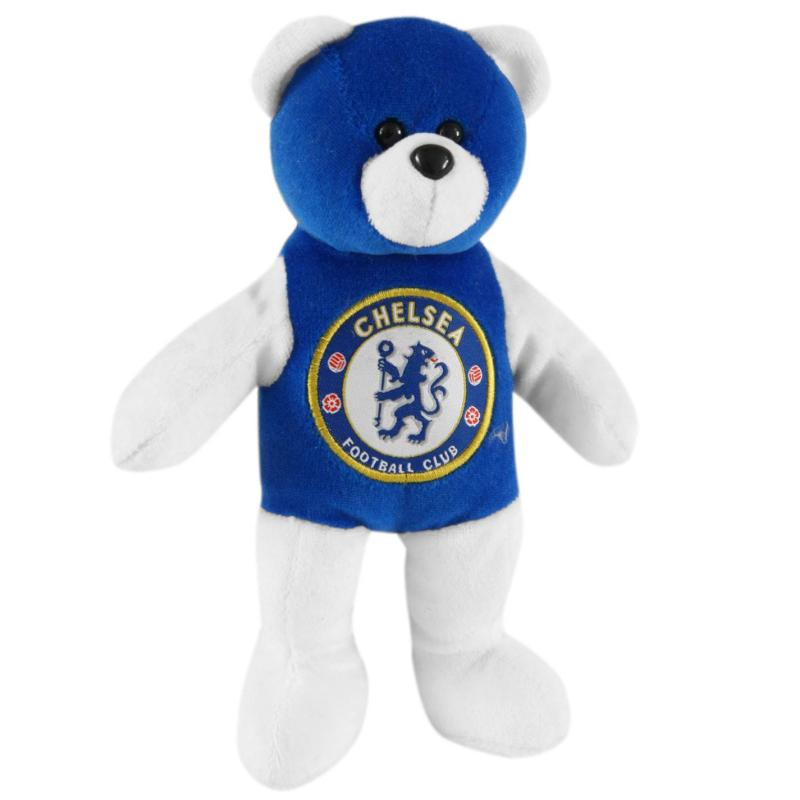 Team Football Beanie Bear Chelsea