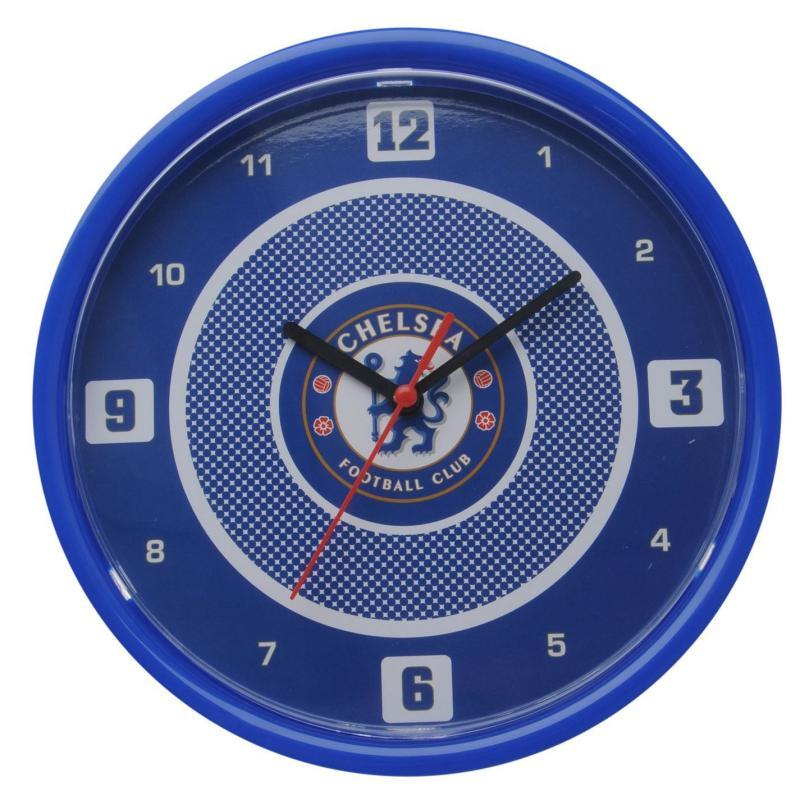 Team Football Wall Clock Chelsea