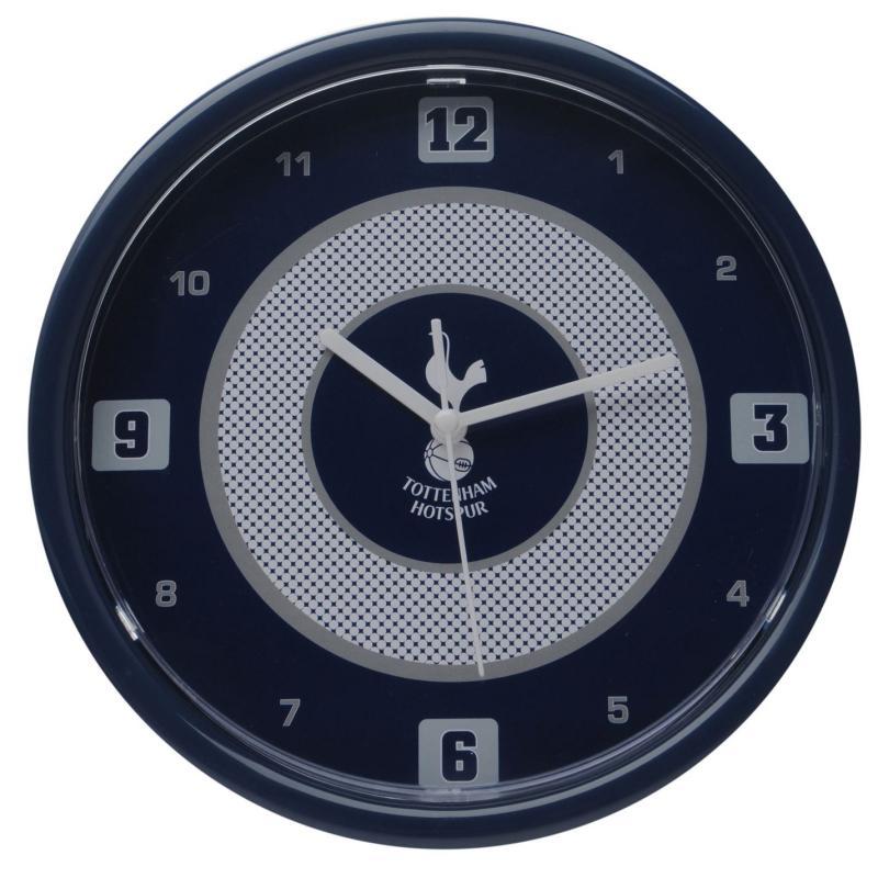 Team Football Wall Clock Spurs