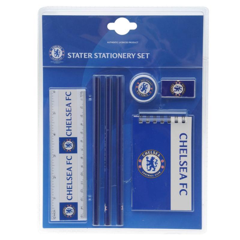 Team Starter Stationery Set Chelsea