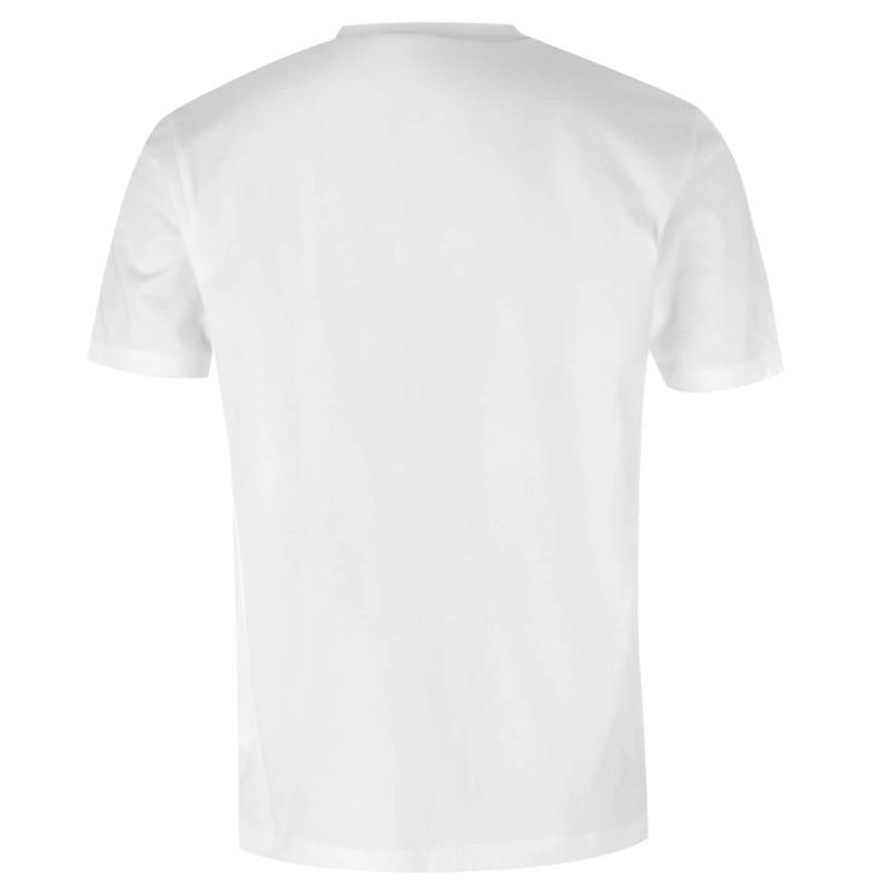 Tričko NUFC Crew T Shirt Mens White