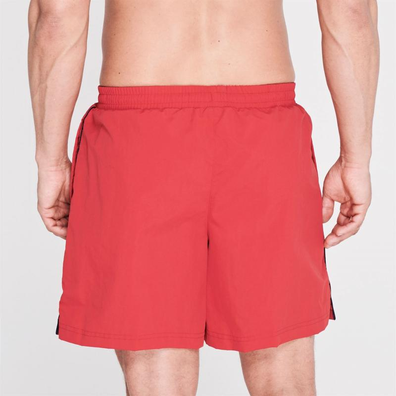 Plavky Slazenger Swim Shorts Mens Red
