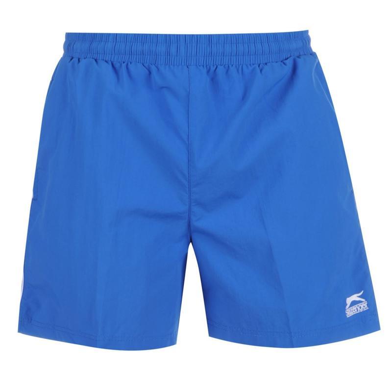 Plavky Slazenger Swim Shorts Mens Active Blue