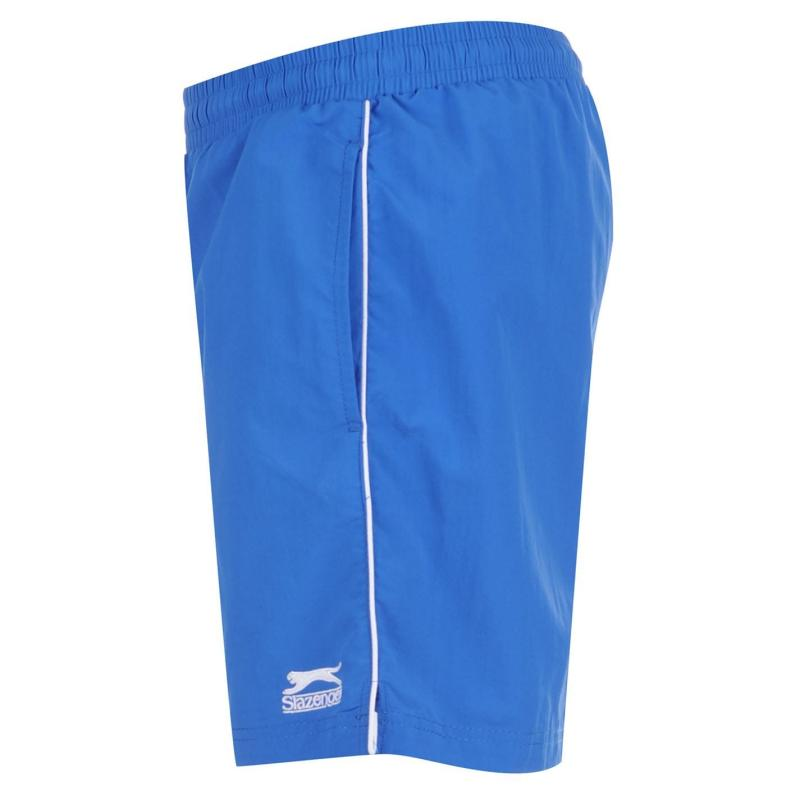 Plavky Slazenger Swim Shorts Mens Active Blue