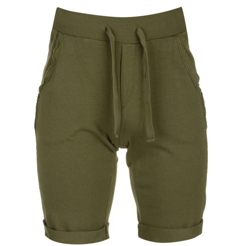 Deha Light Shorts Ladies Green