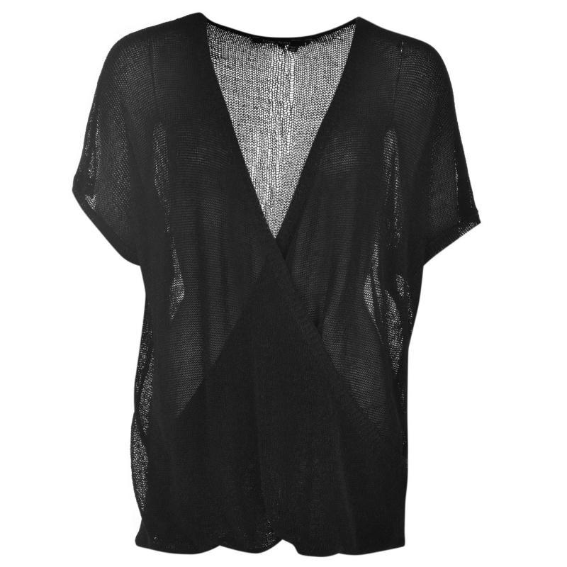 Mikina Marc Aurel Messina Ladies Pullover Black