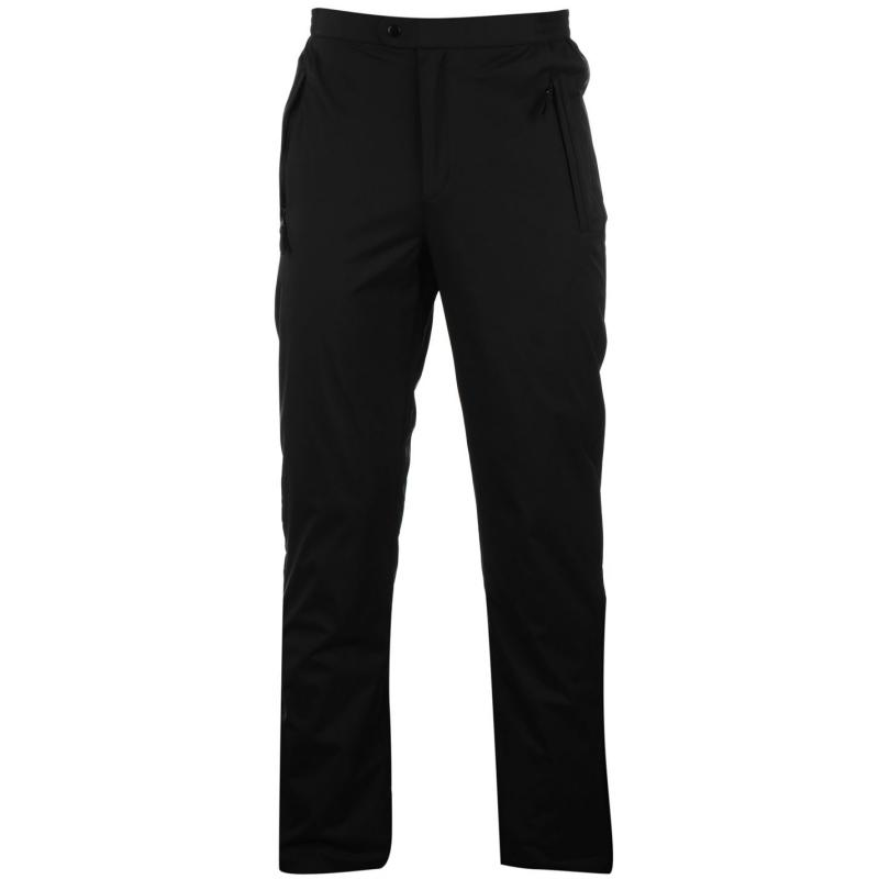 Chervo Rainproof Golf Trousers Mens Black