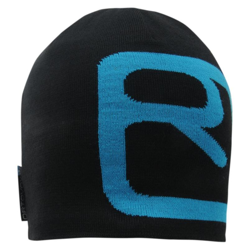 Ortovox Mens Cap Pro Black/Blue