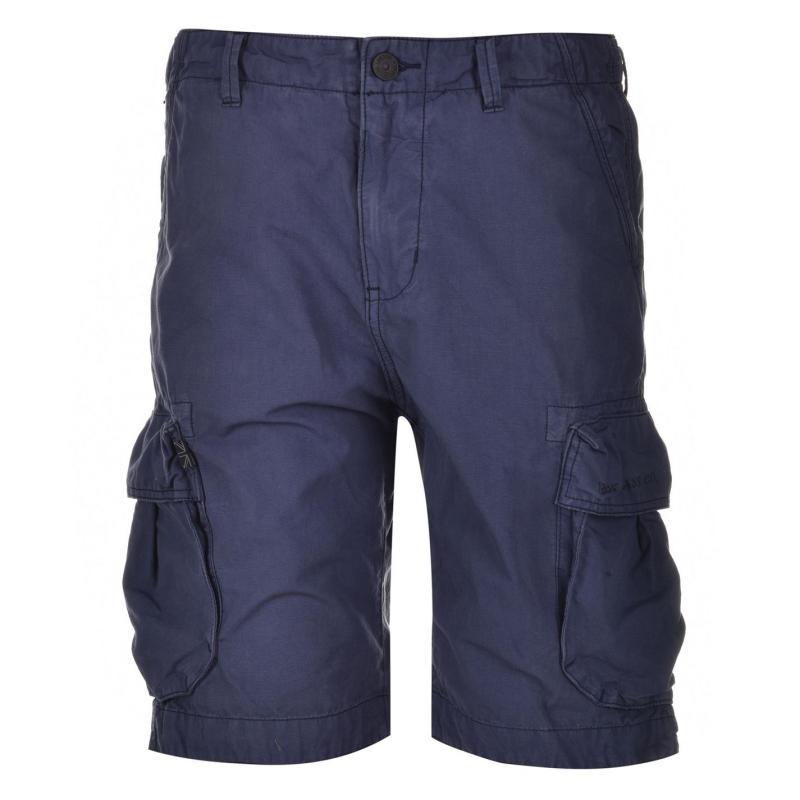 Pepe Jeans Bingley Cargo Shorts Blue