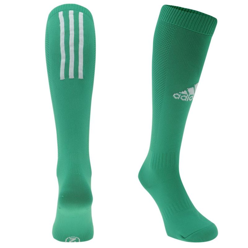 Ponožky adidas Football Santos 18 Knee Socks Bright Green