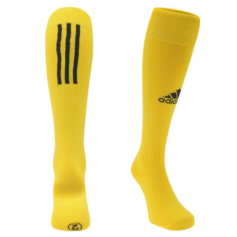 Ponožky adidas Football Santos 18 Knee Socks Yellow