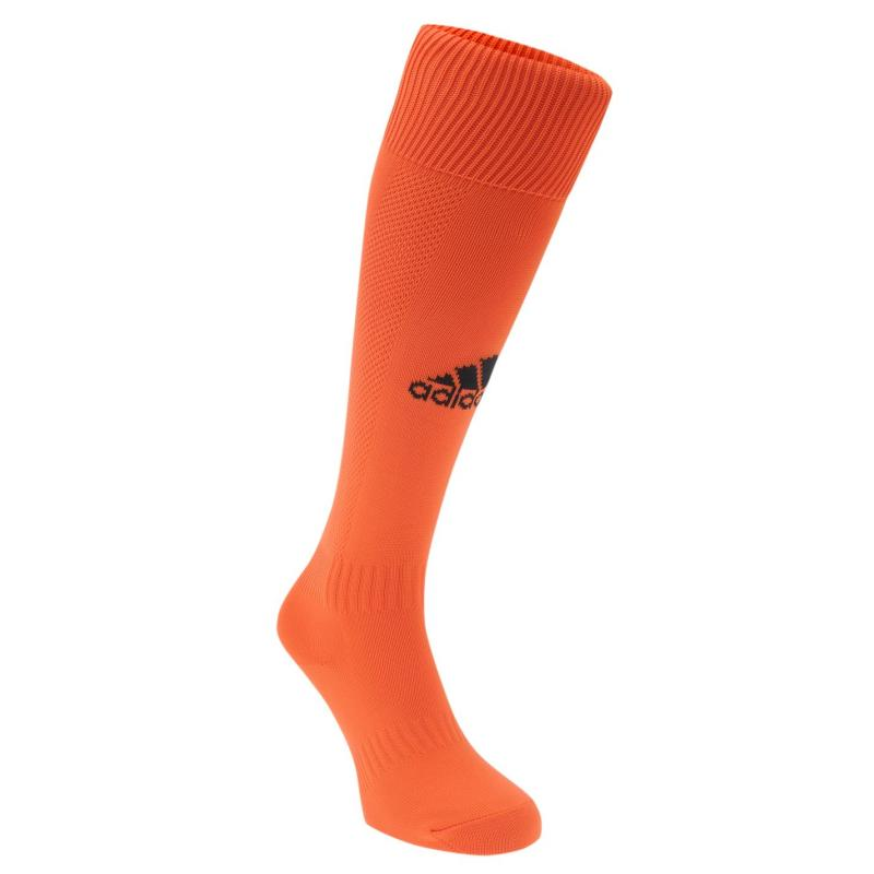 Ponožky adidas Santos Sock Bright Orange