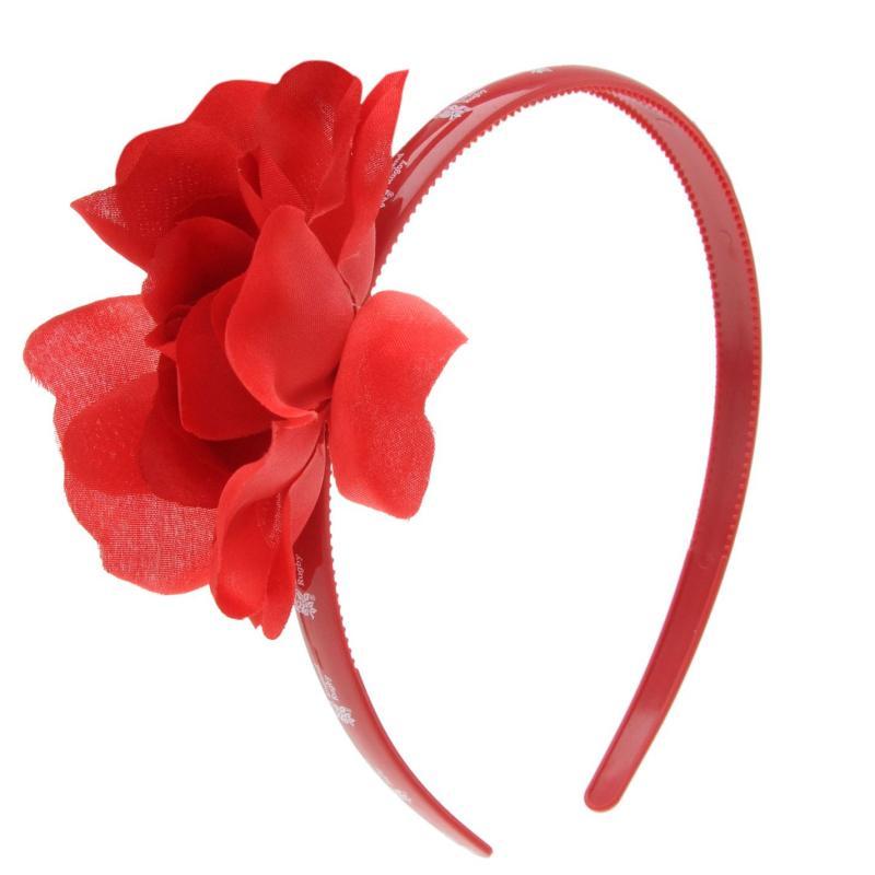 RFU Rose Alice Headband Red
