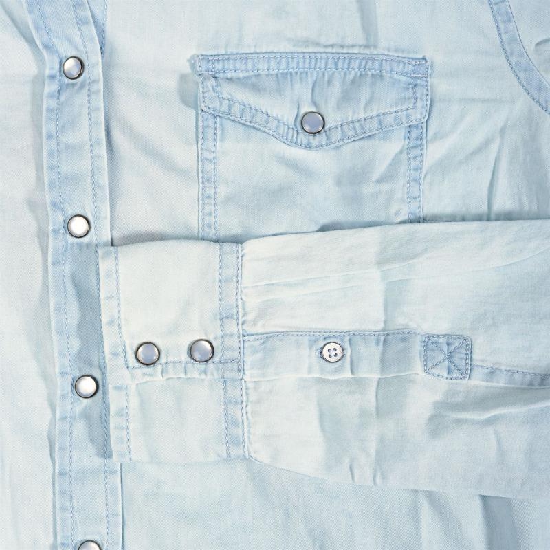 Košile Pepe Jeans Cris Blouse Shirt White/Blue