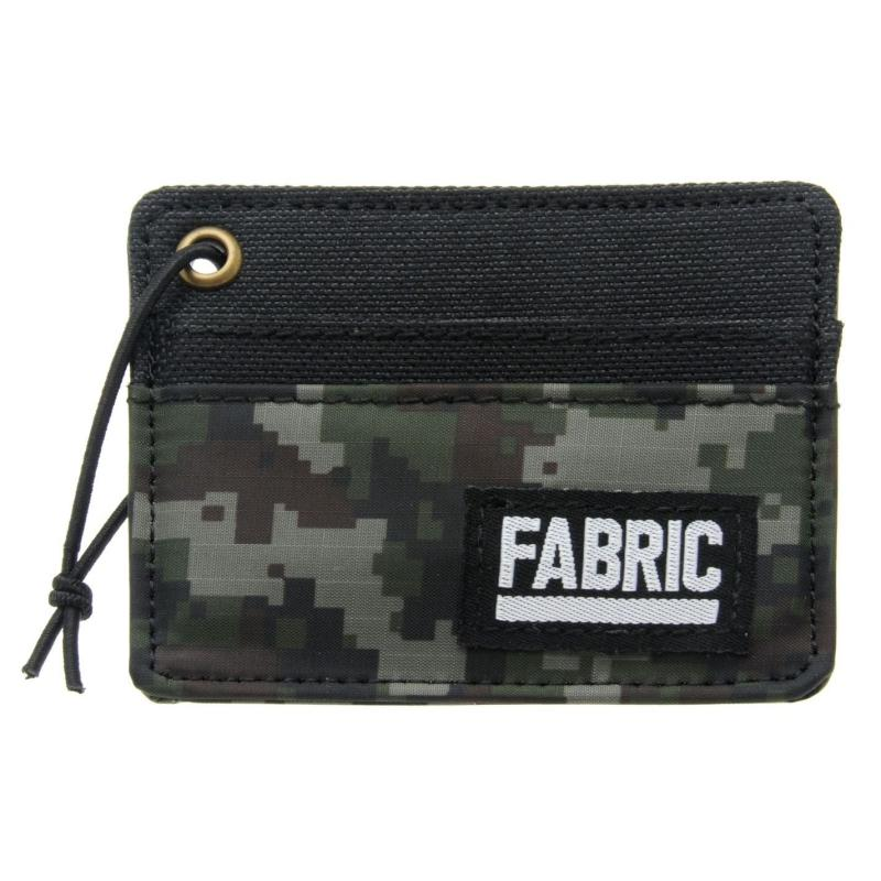 Fabric Digi CardHold Khaki