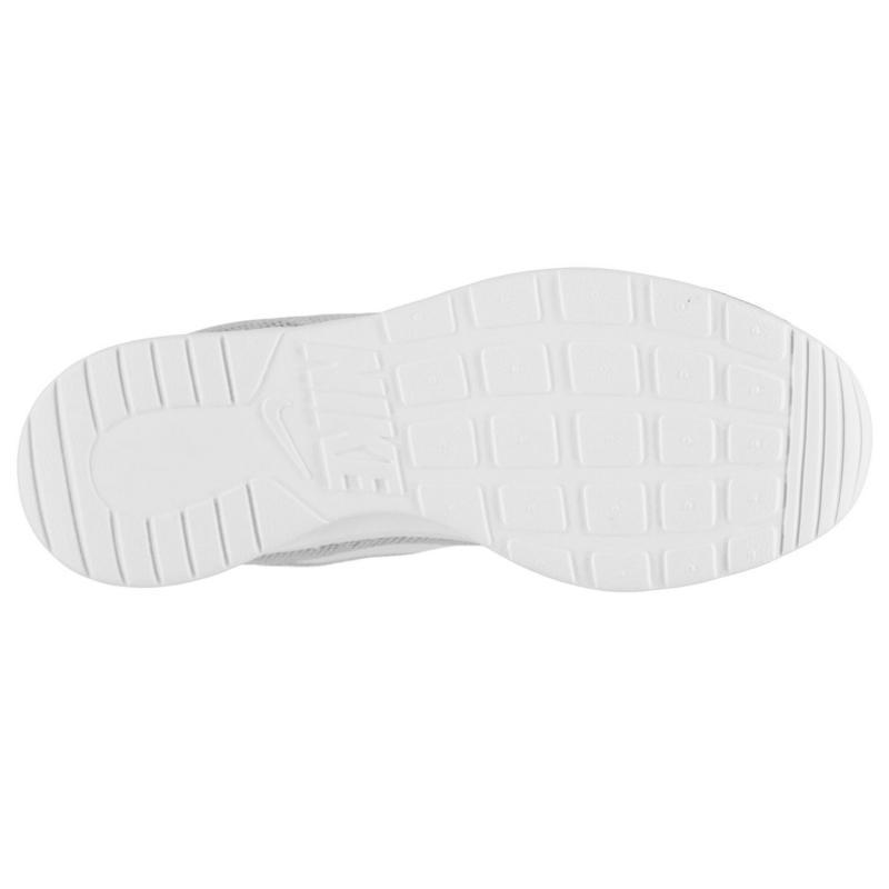 d4d31e509d4 Boty Nike Tanjun Ladies Trainers Grey White