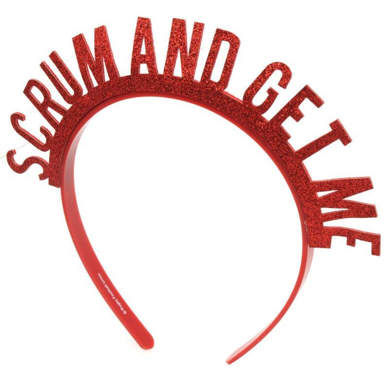 RFU Football Union Headband Scrum And GetMe
