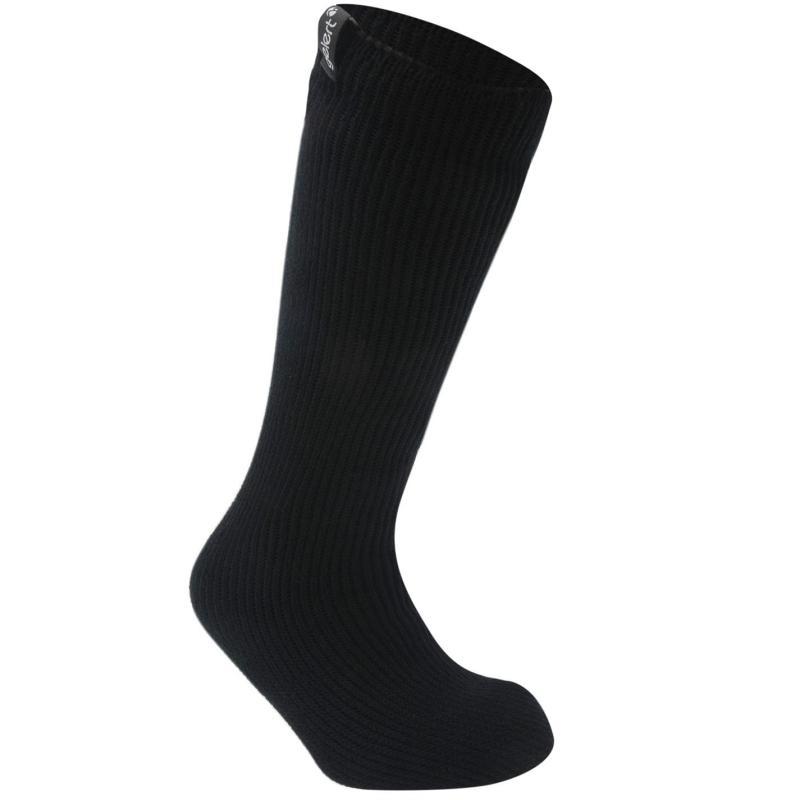 Gelert Heat Wear Socks Junior Boys Black
