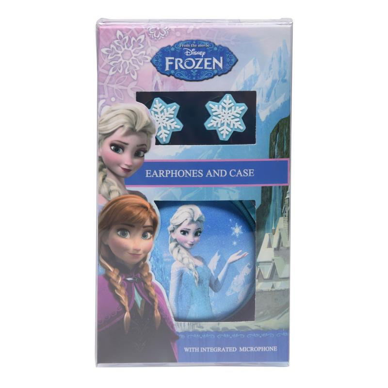 Character Earphones Disney Frozen