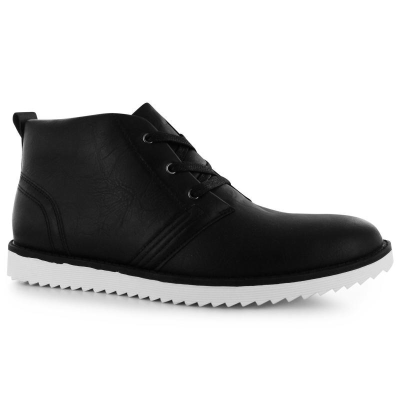 Boty Lee Cooper Pearce Mens Boots Black