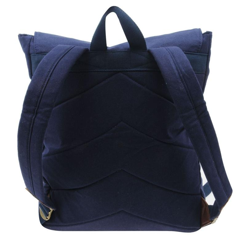 SoulCal Canvas BackPpck Navy