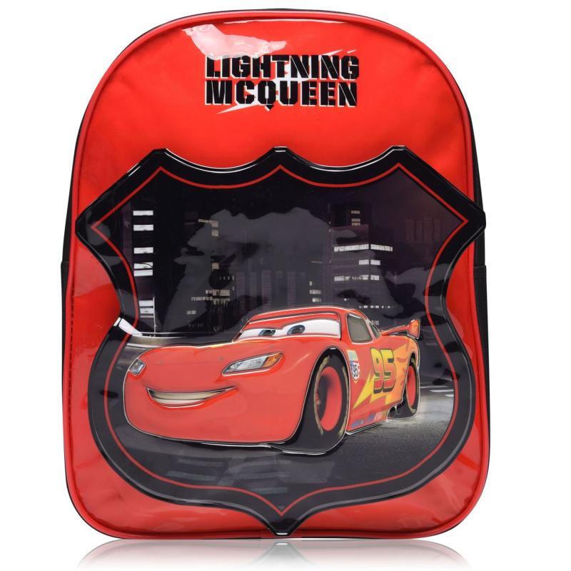 Character Pocket Rucksack Disney Cars