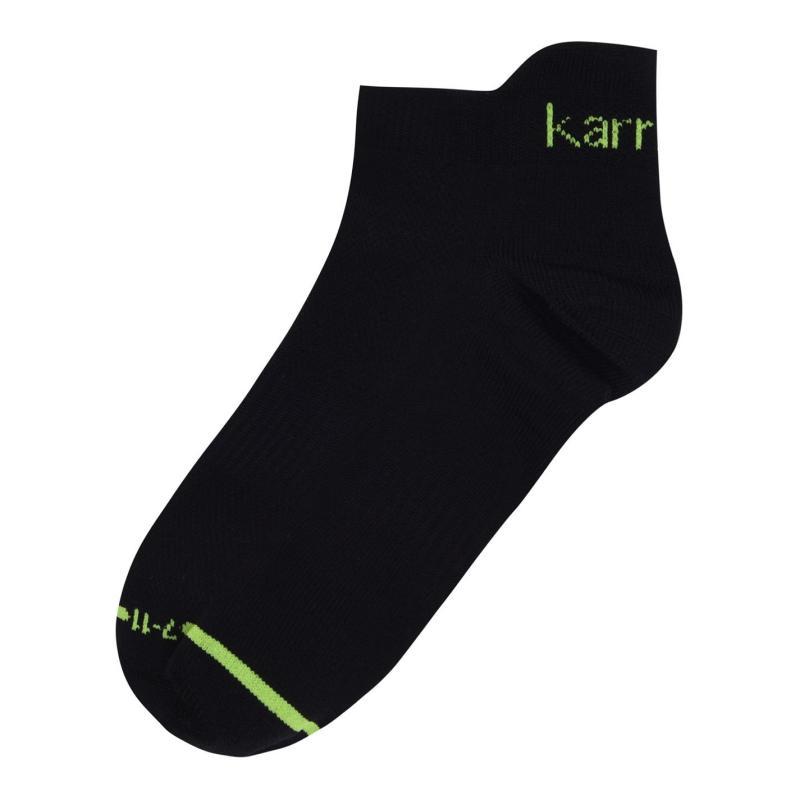 Karrimor Super Lite 1 Pack Running Socks Mens Black