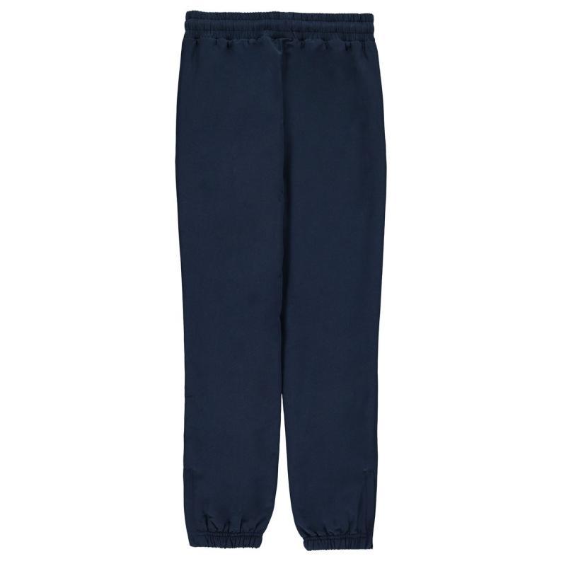 LA Gear Closed Hem Woven Pants Girls Black