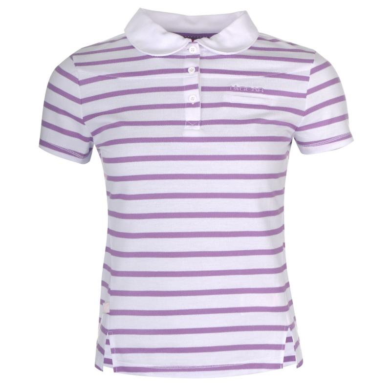 Polokošile LA Gear Yarn Dye Polo Womens Sky
