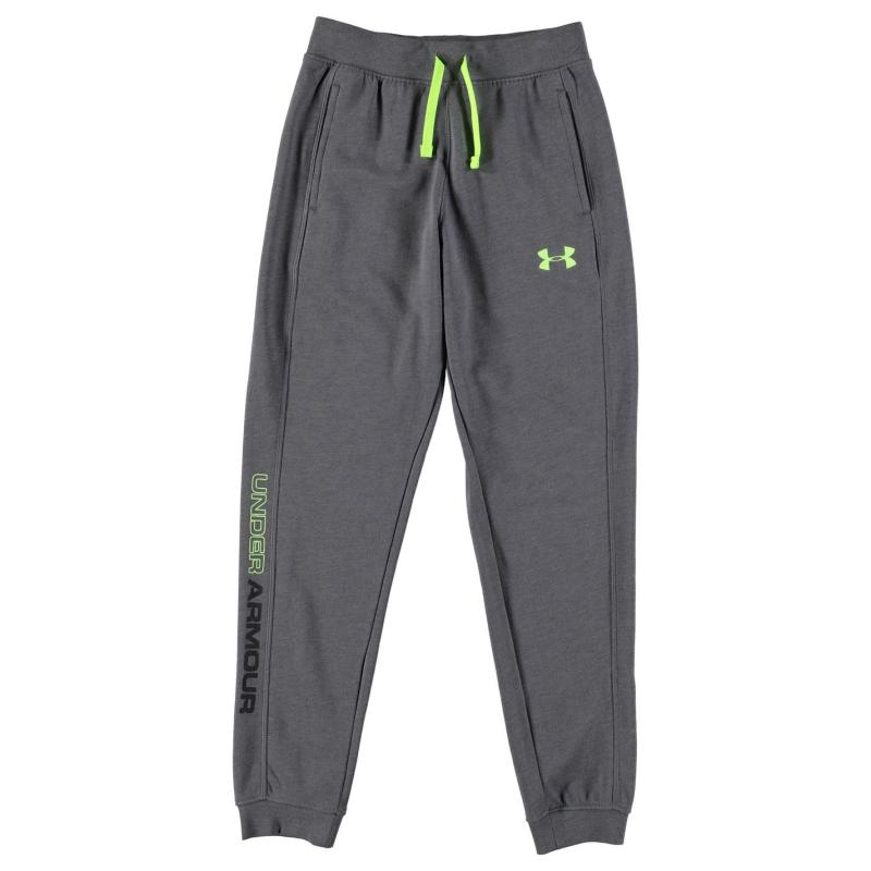 Tepláky Under Armour Commuter Junior Fleece Pants Grey