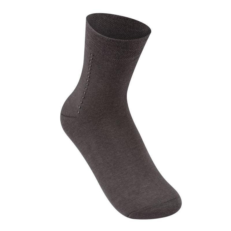 Ponožky Lee Cooper 5Pk BB Fbr SkSn98 Grey