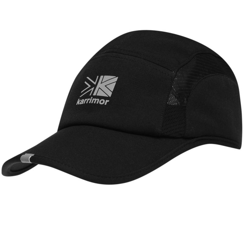 Karrimor Cool Race Cap Black