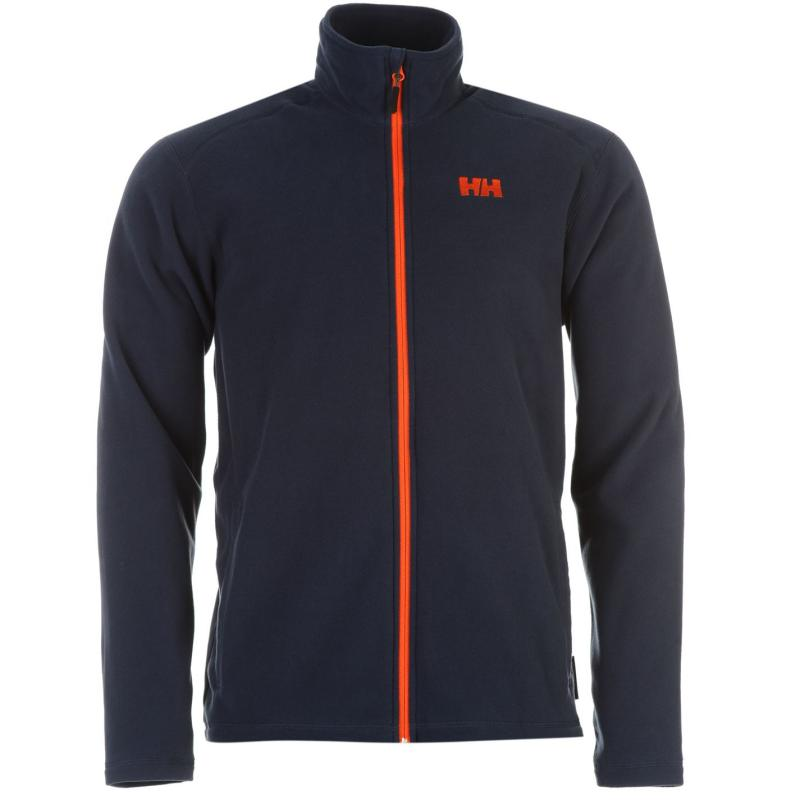 Mikina Helly Hansen Chelford Fleece Jacket Mens Evening Blue