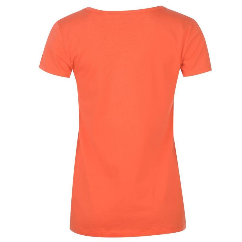 Helly Hansen Heritage T Shirt Womens Grey Melange