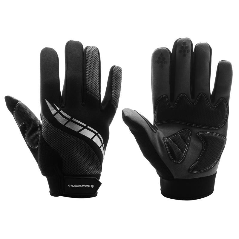 Muddyfox Cycle Glove Adult Black