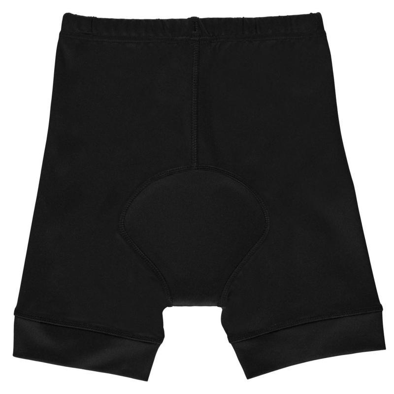 Muddyfox Padded Cycling Shorts Junior Boys Black