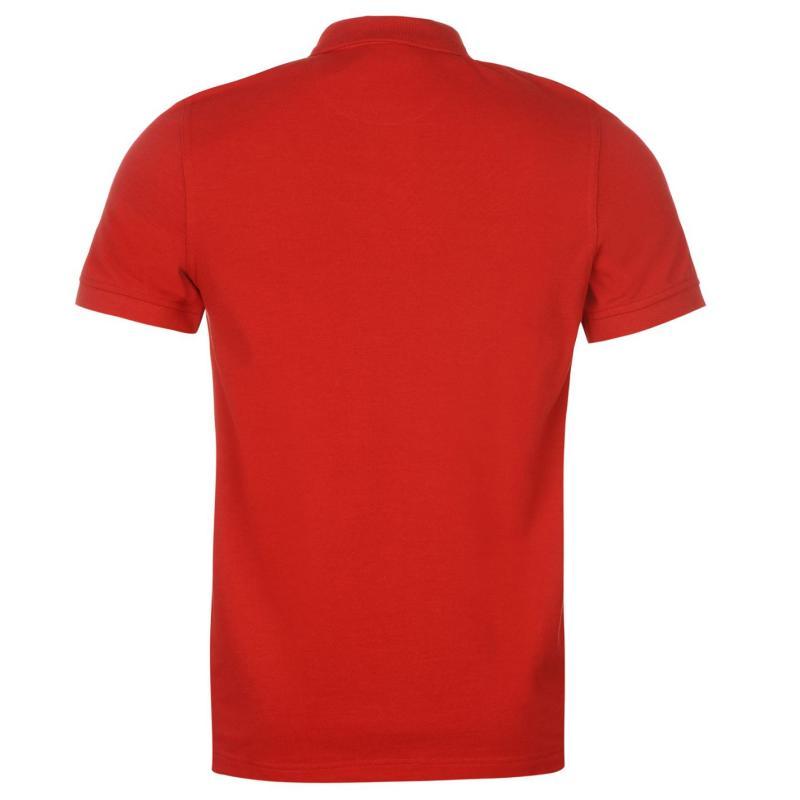 Canterbury Waimak Polo Shirt Mens Red