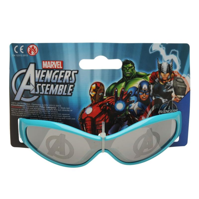 Character Sunglasses Childrens Avengers