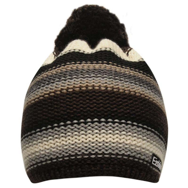 Eisbär Dakota Junior Ski Beanie Hat Brown