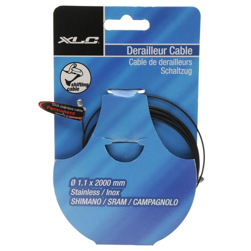 Raleigh XLC Derailleur Gear Cable Black
