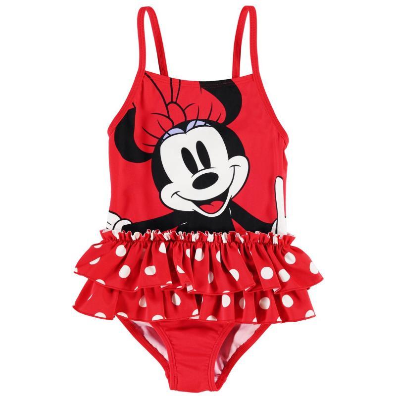 Character Swimsuit Girls Disney Minnie